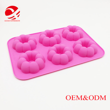 China manufacturer silicone chocolate mould bakeware manufactured in