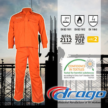 Drago function en11612 flame protection jacket