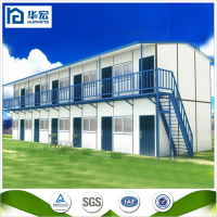 real estate multi storey knockdown prefab house