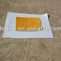 Low Price China Yellow Deer Leather