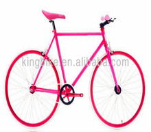 Hot Selling Bike! 700C Hi-Carbon Steel Fixed Gear Bike/700C Bike/ Fixed Gear Bike