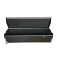 China amplifier flight case aluminum flying wheels storage box