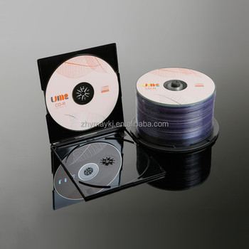 Wholesale Color Blank CD 700MB 52x 80minutes Music Use CD