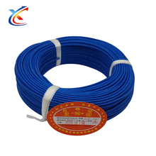 hot sale fiberglass insulated high temperature thermocouple copper wires for winding