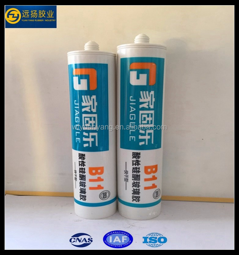 High Quality Acetic Neutral Silicone Sealant For Auto Glass