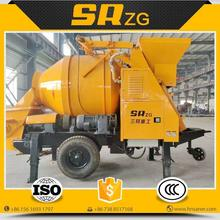 Excellent quality manufacture electric small concrete mixer machine
