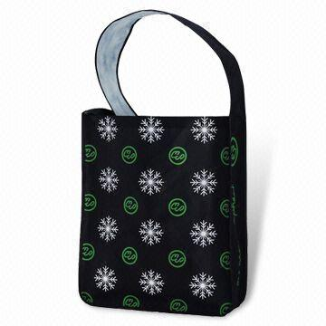 Eco-friendly attractive lamination shopping cute non woven bag with CE certificate