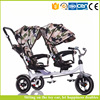 Mpower fashionable design good twins baby stroller for sale