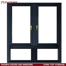 House projects plans aluminum casement window for hotel