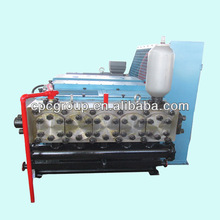 new china horizontal reciprocating triplex plunger pump