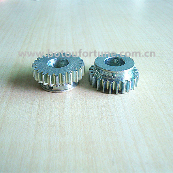 steel spur gear 1M spur gear spur gears with 48teeth for cnc machine
