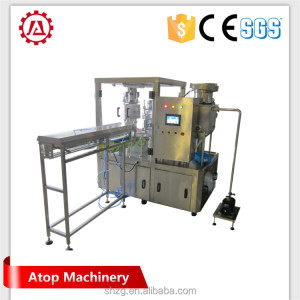 Customized sesame pre made bag/pouch packaging machine for spares parts