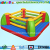 customized size&color inflatable mini boxing ring for kids
