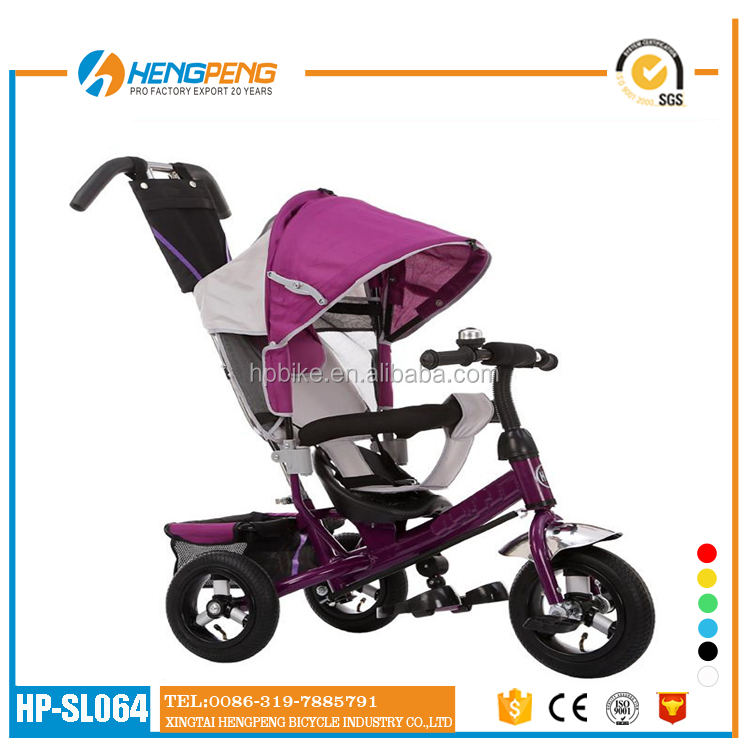 Wholesale cheap three wheel baby bike cheap baby tricycle in stock