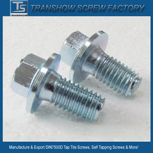 DIN7500 Thread Rolling Triangle Threads Tap Tite Screw