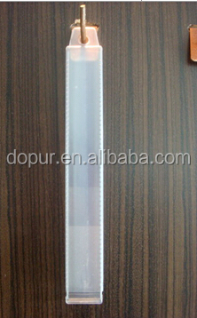 clear telescopic packing <strong>tube</strong> for cutting tools 10x26x220-380mm