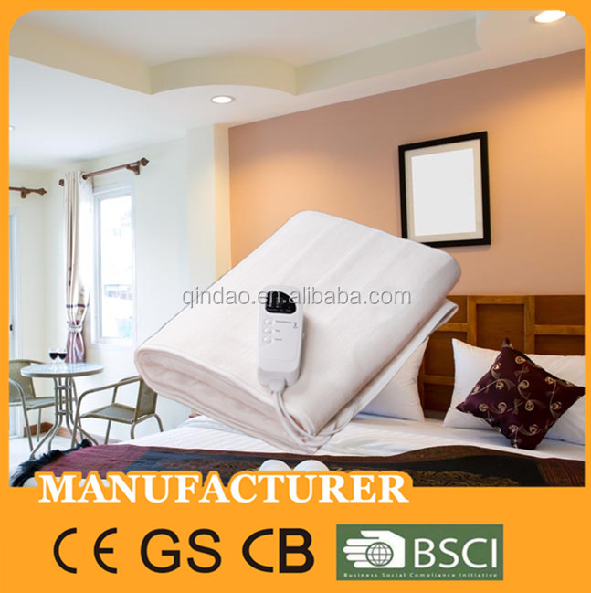 CE/GS/CB/SAA certificate Factory OEM ODM Table Massage Warmer Massage Heating Pad/Electric Heated