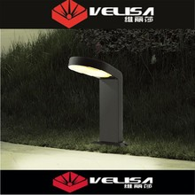square modern novelty led outdoor lighting outdoor lawn lamp