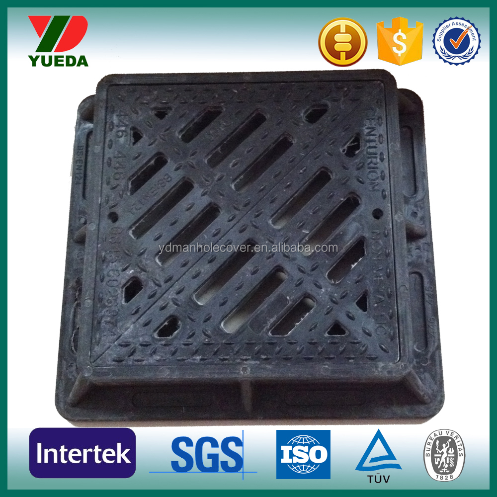 drainage channel and garage floor drain covers