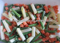 China frozen mixed vegetables