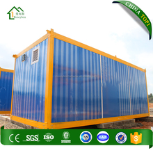 Cold Formed Steel Ready to install low cost prefabricated wood houses building for labor