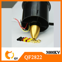 High quanlity QF2822 3000KV Brushless DC Drone Motor for rc airplane