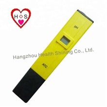 China Drinking Water pool water liquid Quality Test Kit PH <strong>Meter</strong>