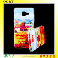top slae Custom Colorful drawing western cell phone cases For Samsung A510