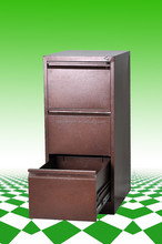 Home colorful Metal drawer filing cabinet/funky 3 drawer metal file cabinet/office tall drawer cabinet