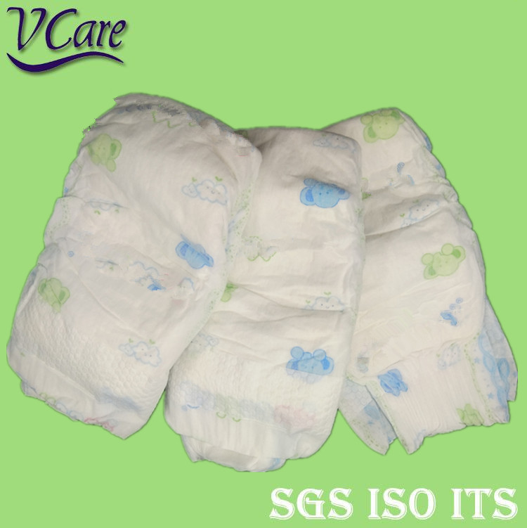 Wholesale Baby Diaper In Bales Children Loved Bag