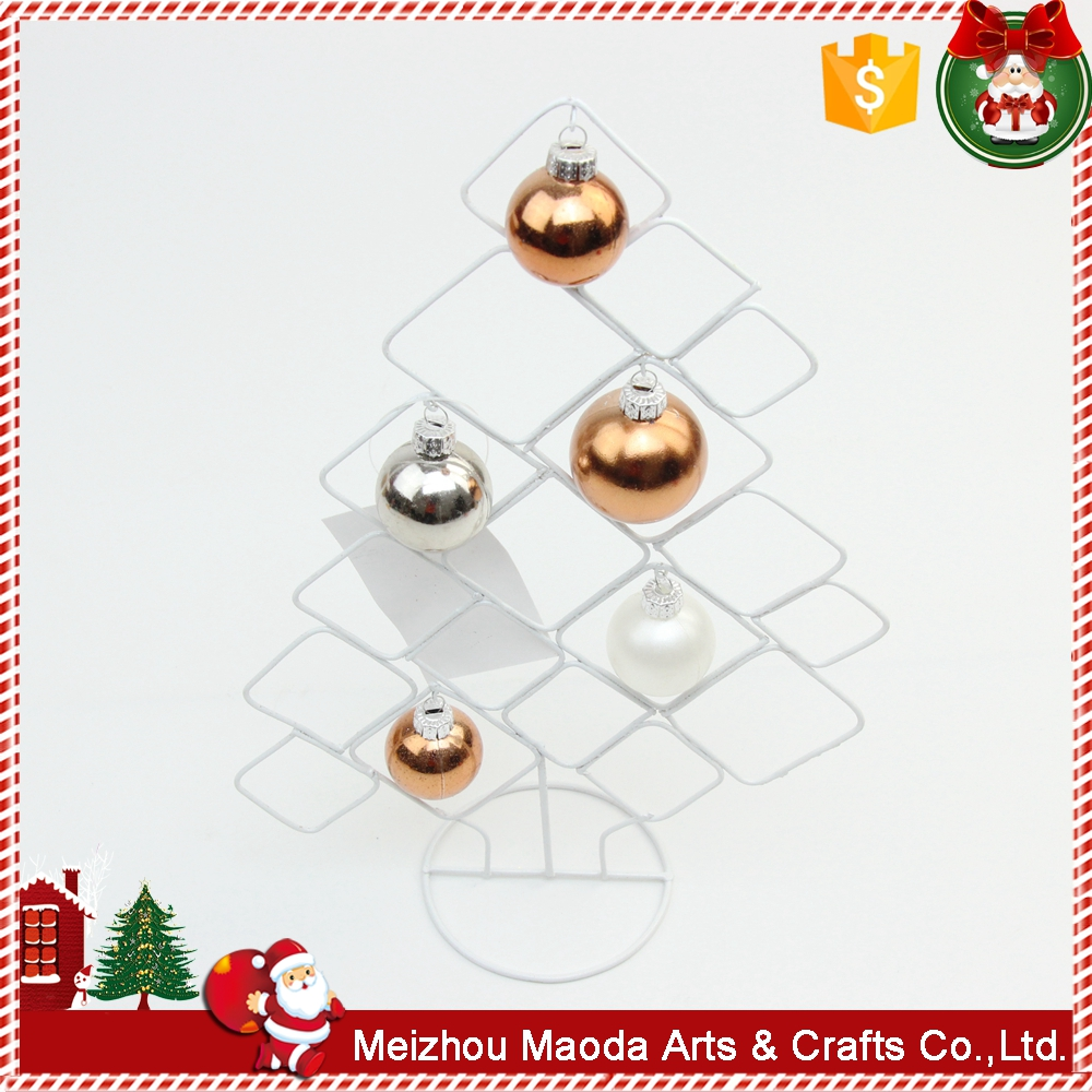 Factory clearance sale iron crafts christmas ball decoration