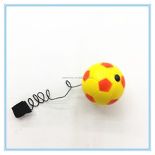 promotional pu foam custom stress ball Yiwu