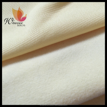 Manufacturers selling DTY polyester tricot french terry fabric for fleece-backed