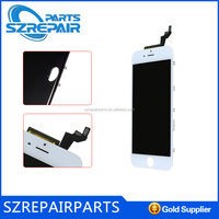 Brand New Mobile Phone for iphone 6s Spare Parts, For iphone 6s screen digitizer assembly, For iphone 6s lcd display