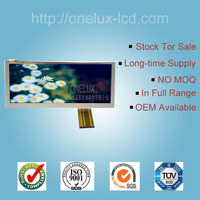 8.8 inch 1280*480 high resolution high brightness LCM TFT LCD screen panel display monitor module for Industrial Control