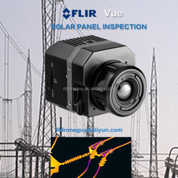 2018 hot sale multiple reading temperature FLIR infrared camera drone thermal cameras