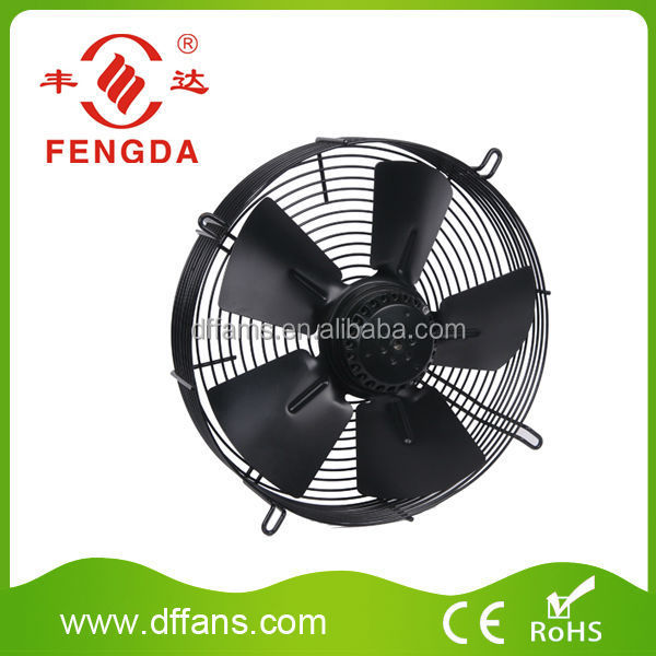 free-standing axial air exhaust fan/axial flow fan/air extractor