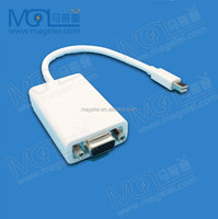 hot!!! high quality mini DP to VGA adapter