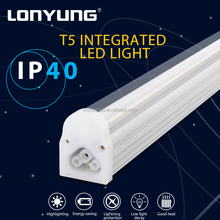 Hanging Light hospitals Five years warranty t5 integrated led tube lamp