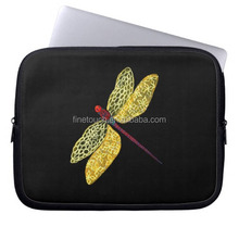 "Light 10""-17"" neoprene laptop sleeve wholesale with customized brand printed"