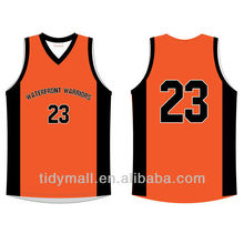 Good Custom Basketball Uniform/2017 best seller basketball jersey
