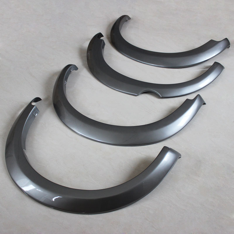 Hot Selling ABS Grey Fender Flare For Mitsubishi <strong>L200</strong> Triton 2006 on OEM Design Fender Flares <strong>Parts</strong>