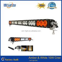High lumens emergency light bar kits for trucks