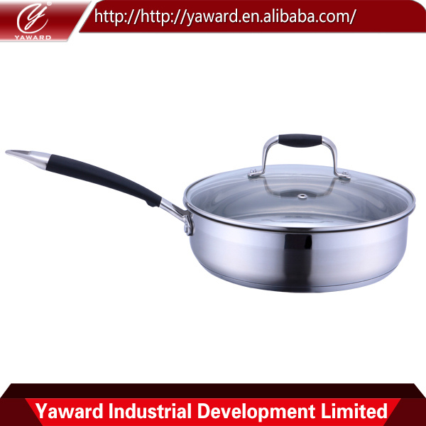 Cookware And Kitchenware Utensil Type China Factory Wholesale Skillet Frying Pan