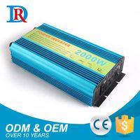 Alibaba Com 12 Volt 220 Volt 2000W Inverter Photovoltaic Power Converter