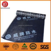 3mm 4mm torched on basement app modified asphalt bitumen sheet waterproofing membranes