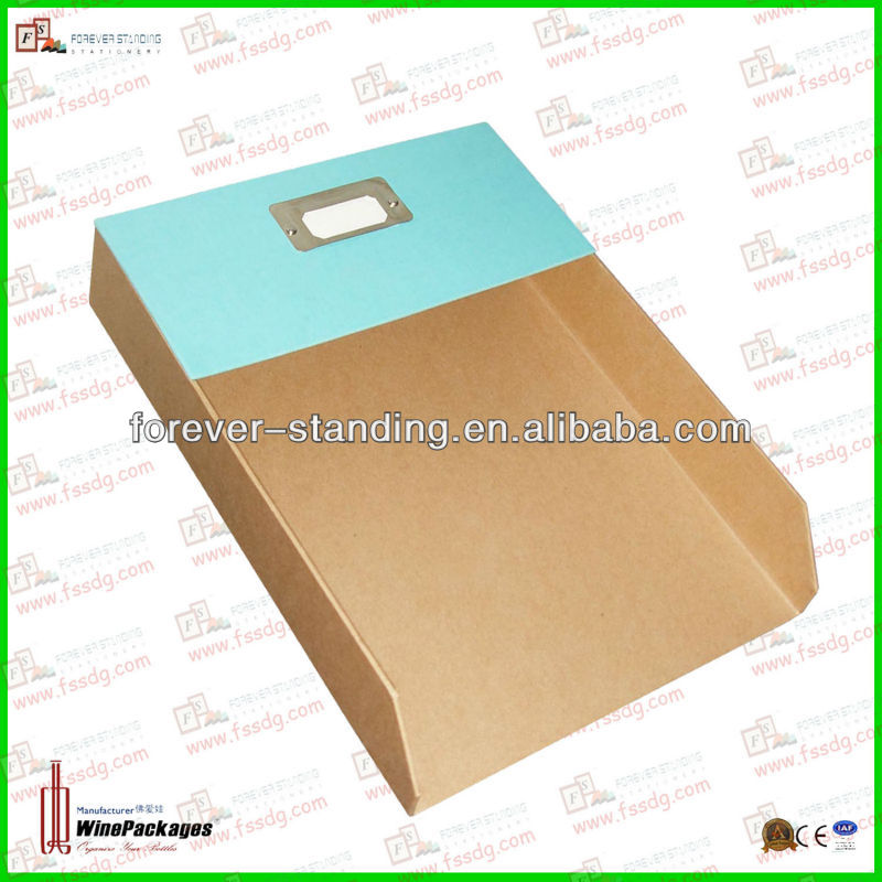 WinePackages office supply,file holder,plastic document case