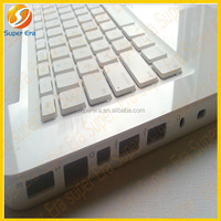 Brand new LAPTOP keyboard layout for macbook a1342 keyboard &top case cover high quality