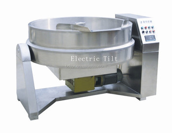 Industrial stainless steel electric food processor