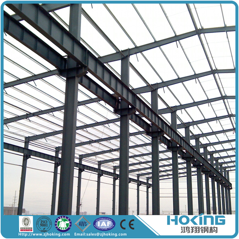 New Style High-Strength Steel Frame Structure